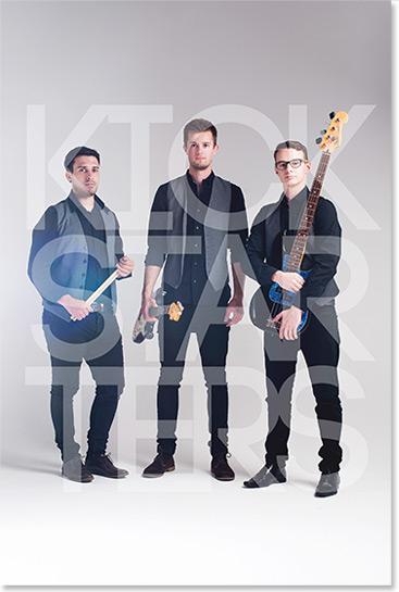 Kickstarters band for hire London